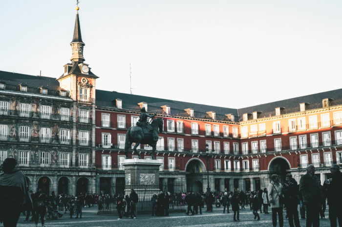 Ruta Tapas Madrid
