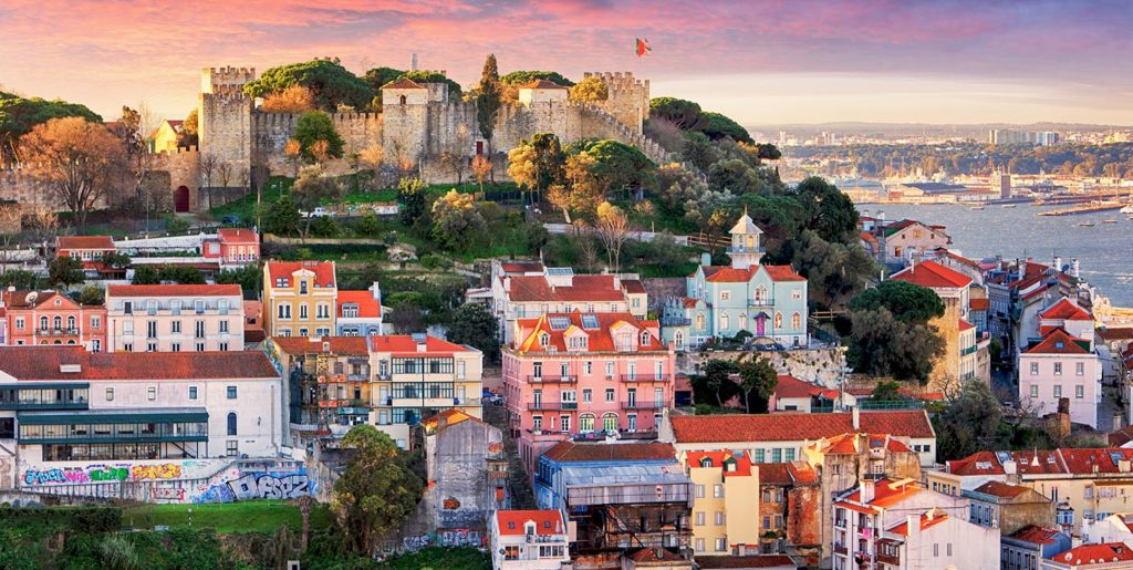 Lisbon's quarters