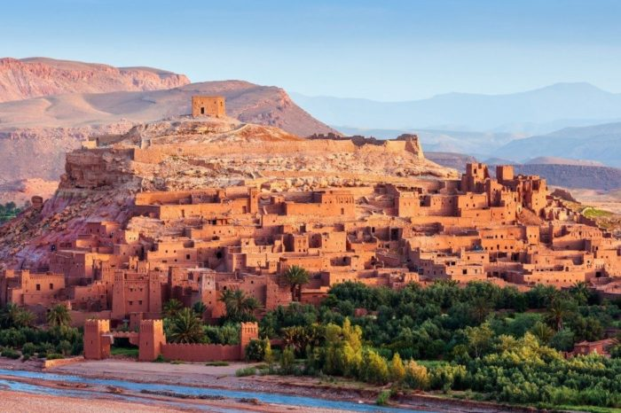 Ait Ben Haddou and Ouarzazate