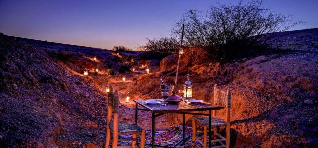 Morocco trip into desert