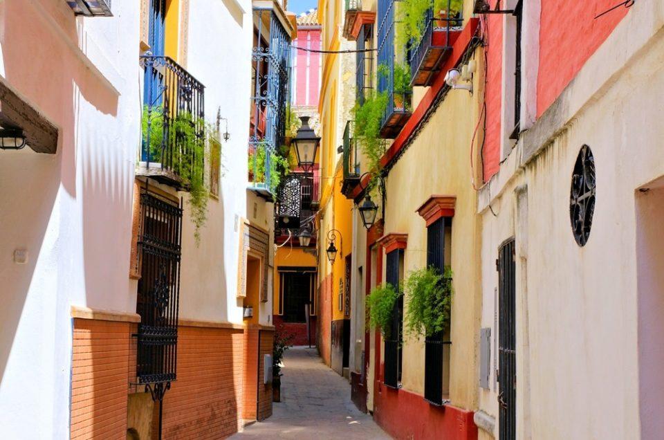Spain trip Jewish Quarters