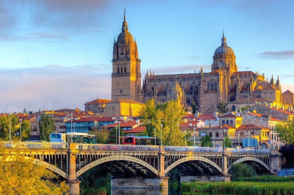 salamanca madrid day trips