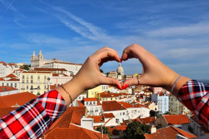 Lovers in Spain and Portugal