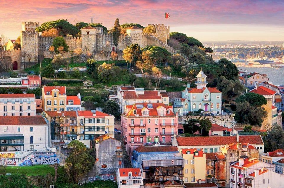 Lisbon - the city