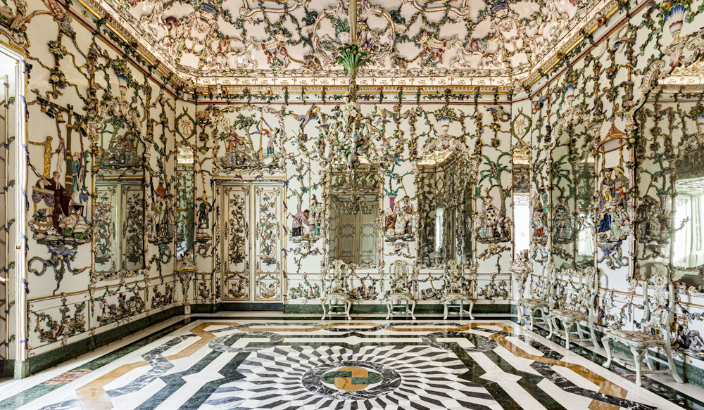 Visita España Palacio aranjuez
